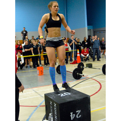 20 Box Jumps