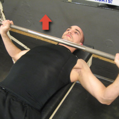 Max Body weight bench press