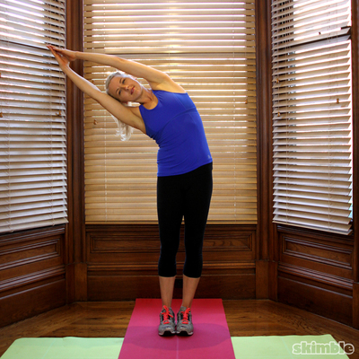Left Side Stretch